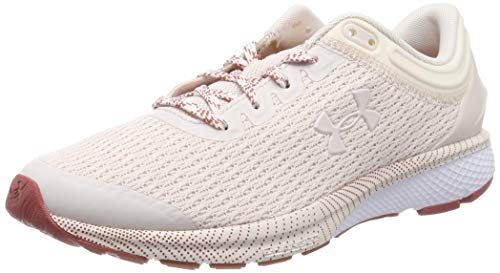 Under Armour UA W Charged Escape 3, Zapatillas de Running para Mujer, Rosa (Apex Pink/Fractal Pink/Apex Pink (800) 800), 38.5 EU