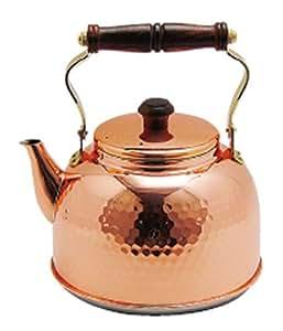 Shinkodo Pure copper kettle 2.3L Electromagnetic cooker IH-3517 by Shinko metal