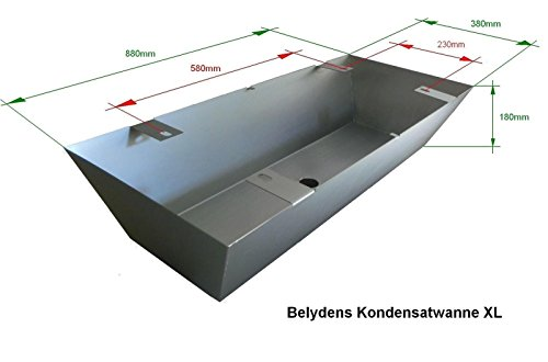 Kondensatwanne XL -