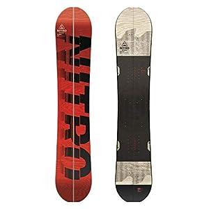 Nitro Snowboards Herren Nomad BRD'19 All Mountain Splitboard Backcountry Boards