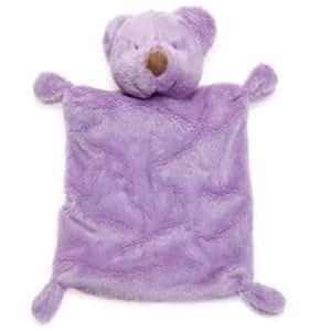 Simba Toys - Peluches et Doudous - Doudou Ours Ourson semi - Plat - peluche bébé violet