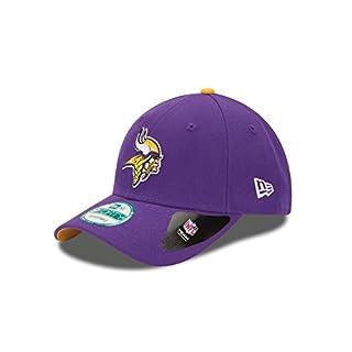New Era Herren Baseball Cap The League 9Forty Minnesota Vikings Offical Team Colour, One Size