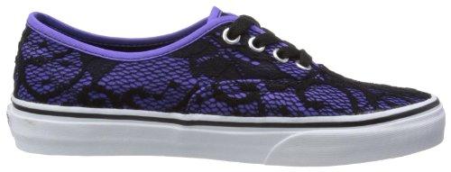 Vans U Authentic - Baskets Mode Mixte Adulte violet