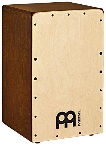 Meinl Percussion Snarecaft - Cajón de nieve para el cuerpo y el abedul báltico (SC100AB-B)