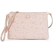 Tous Bandolera grande Kaos Mini en color rosa