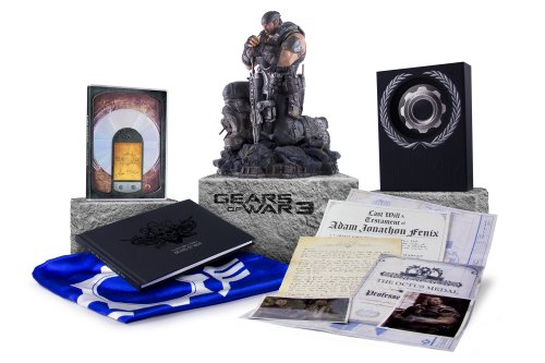 Gears of War 3 (Epic Edition)[Import Japonais]