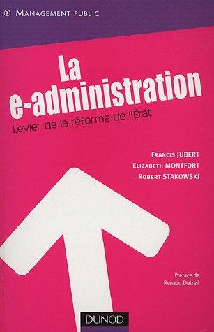 La e-administration : Levier de la rforme de l'Etat