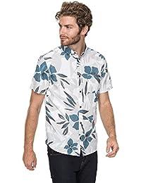 Quiksilver Short Sleeve Shirt For Men EQYWT03647