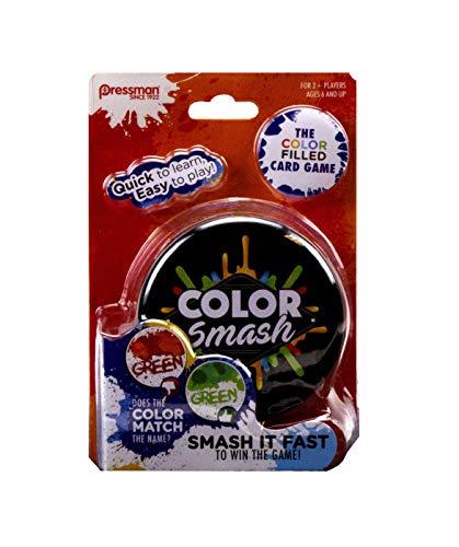 Goliath Games 3015-06 - Tarjeta de Colores para niños de 6 años en adelante, Multicolor