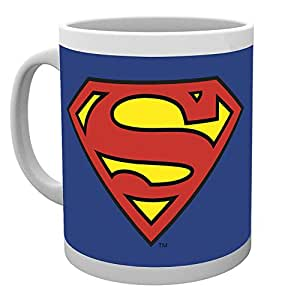 AMBROSIANA GB Eye Ltd, DC Comics, Superman Logo, Tazza
