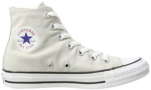 Converse Ctas Hi Masilla Pálida, Sneaker Alte Unisex - Adulto Grau (masilla Pálida)
