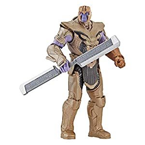 Avengers-6In Movie Thanos, Multicolor (Hasbro E3939ES0)