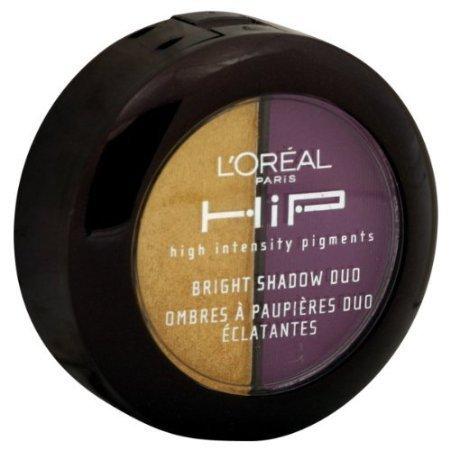 L'Oreal Paris HIP High Intensity Pigments Bright Shadow Duo Flamboyant (2-Pack) (Lidschatten) - Loreal Hip High Intensity Pigments
