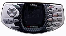 Console nokia n-gage silver plateforme