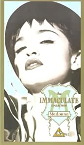 Madonna: The Immaculate Collection [VHS]