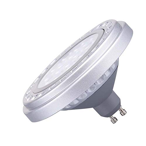 Generic dimmbar GU10Sockel AR111LED Strahler Lampe 15W 30° Beam View Winkel Tag Licht 4000K-5000K SMD 15LEDs AC175-265V unten Reflektor Lichter 1200LM