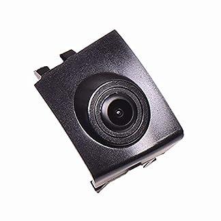 Front-Kamera-perfekt170-Wasserfest-13-HD-CCD-Emblem-Kamera-Schwarz-unauffllig-ins-Front-Emblem-integriert-fr-BMW-X1-F48-F49-2013-2014