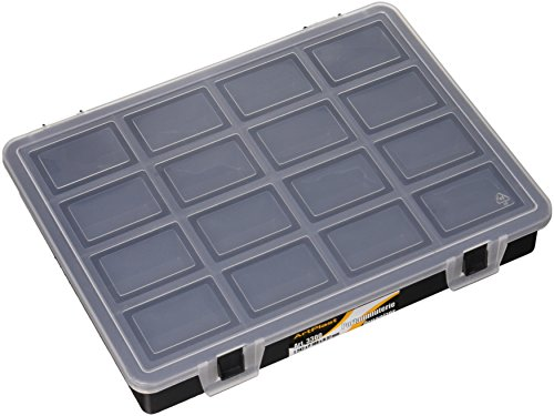 Art Plast 3300T–Tool Boxes (Kunststoff, Polypropylen (PP), Polystyrol, weiß)