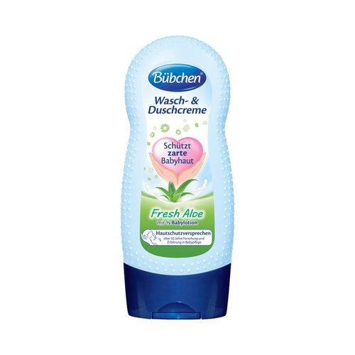 pflege-buebchen-wasch-u-duschcreme-fresh-aloe-230ml
