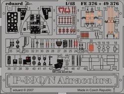 Eduard Accessories FE37630502000P de 39q/N Aira Cobra para Hasegawa de Montar