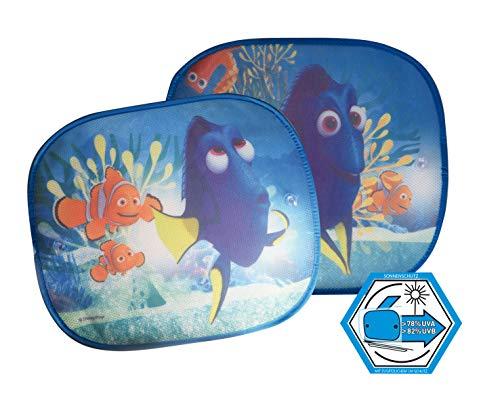 Findet Dorie FNSAA080 UV-Sonnenschutz Seitenscheiben, Türkis, Anzahl 2