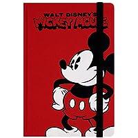 Pyramid Mickey Mouse - Notebook Premium Pose