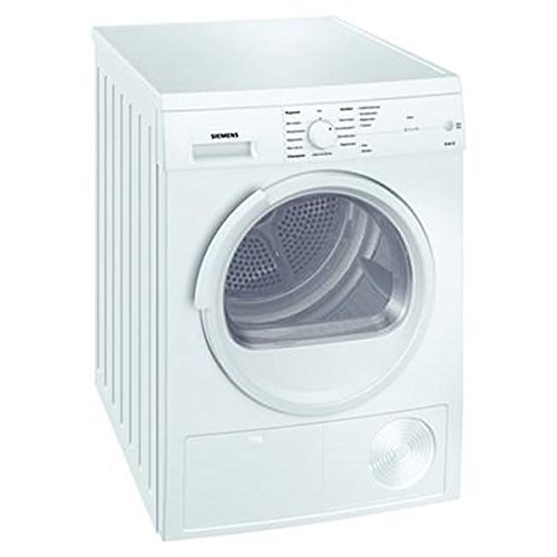 Siemens WT46E101GB 7kg Load Condenser Dryer 9 Programmes Class B White