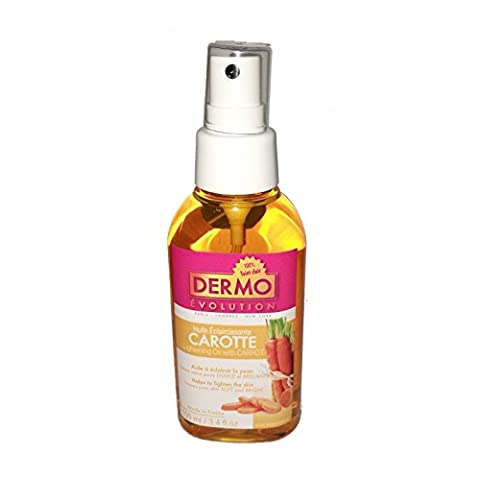 Dermo Evolution - Huile Eclaircissante à la Carotte 100