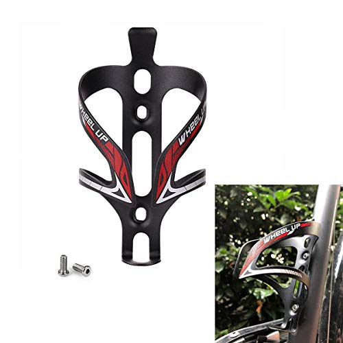AIMUHO Fahrrad Flaschenhalter, Ultraleicht Aluminum Fahrradflaschenhalter Wasserflaschenhalter Wasser Flasche Käfig Halter Trinkflaschenhalter für Fahrräder Mountainbikes Rennrad MTB