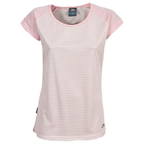 Trespass Damen Lolita T-Shirt Bonbon gestreift