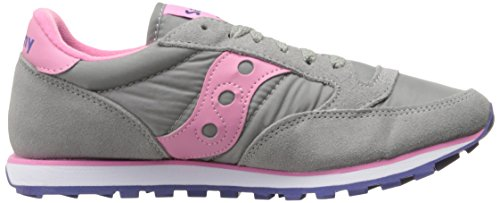 ZAPATILLA SAUCONY S1866-222 LOW JAZZ GREY Grau