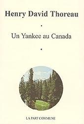 Un Yankee au Canada
