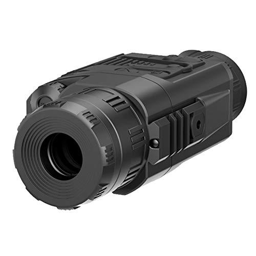 JDUEFD Wärmebildkamera Monokular 50Hz Handheld Thermisches Auffinden Nacht Vision-Kamera Reichweite 900m für heiß Jagd 7 Videoausgangsfunktion Handheld-thermische
