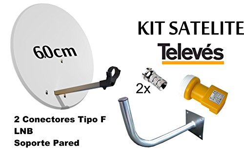 KIT SATELITE TELEVES ASTRA CON DISCO DE...