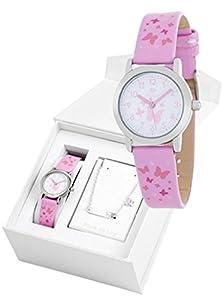 Conjunto Comunión Niña Reloj Marea B35284/5 y Pulsera Plata de Ley marca Marea Relojes