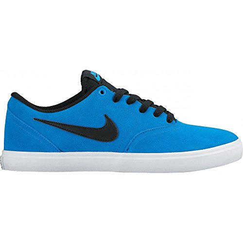Nike Sb Check Solar, Chaussures de Skate Homme Azul (Azul (photo blue/black))
