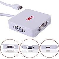 HDE–3in 1multi funzione USB 3.0a HDMI DVI