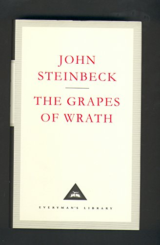 The Grapes Of Wrath (Everyman's Library Classics) Red Margarita-set