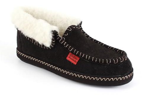 Chaussons Hauts couleur Noire - Taille 44
