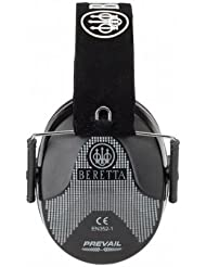 Beretta Prevail - Protectores de oído, color negro