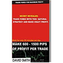 Secret Revealed: Trade Forex With This Natural Strategy and Make Crazy Profit (English Edition)