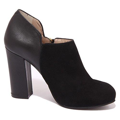 8717P decollete UNISA SACRA nero scarpa donna shoe woman Nero