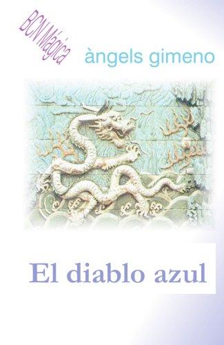 El Diablo Azul por Angels Gimeno