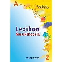 Lexikon Musiktheorie (BV 370)