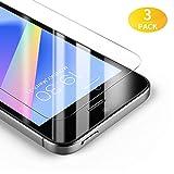 BANNIO [3 Stück Panzerglas für iPhone SE / 5S / 5C / 5, HD Ultra-klar Panzerglasfolie, 9H Härte, Anti-Öl, Anti-Kratzen und Fi