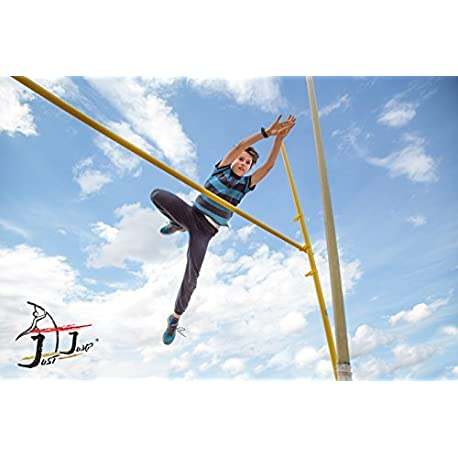 Just Jump Pole Vault starter kit for kids WITHOUT POLE