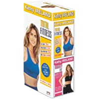 Coffret Kathy Ireland 2 VHS : Total Fitness /  Absolutely Fitness