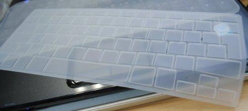 """PicknBuy UNITED KINGDOM transparente Tastatur Silikon Skin Tasche Hülle für Apple Macbook Air (13) und Macbook Pro (13"""", 15 """", 17"""")-Zoll-Laptop-computer"""""""