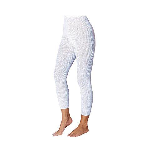 Pantalonici termici intimi - Colore Blanco - Taglia : 36/40 - INTHERMAX©