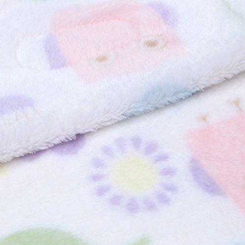 domybest Baby Wickeldecke Wrap Neugeborene Decke Schlafanzug Schlafsack für 0–6Monate Jungen Mädchen